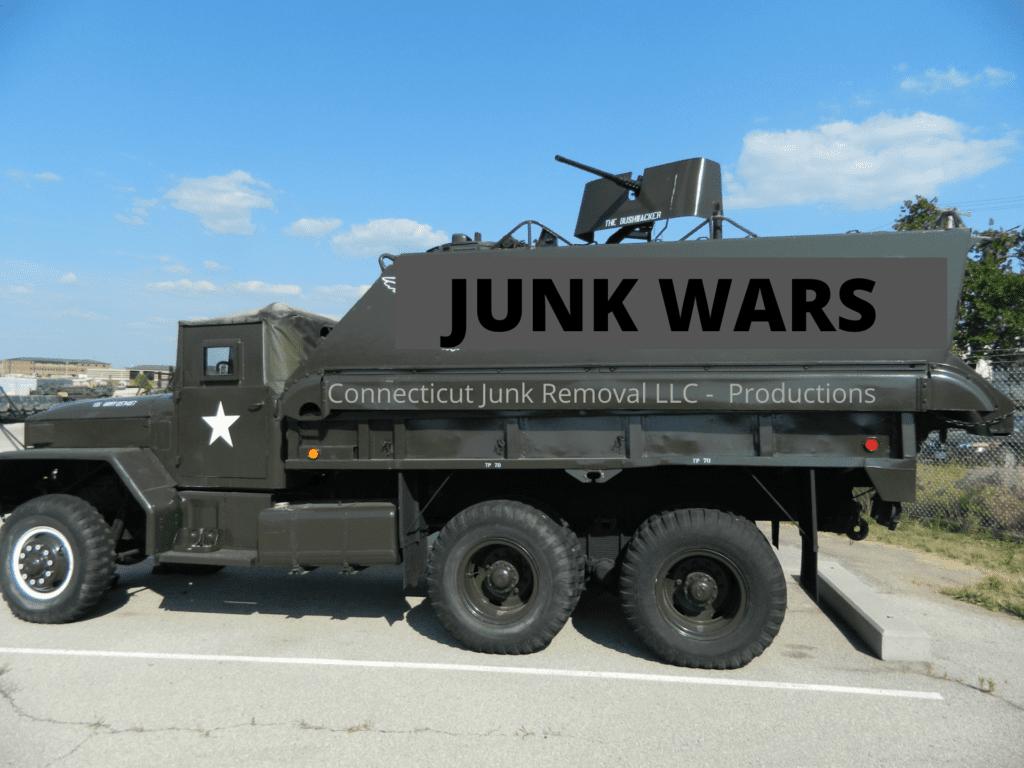junk war truck