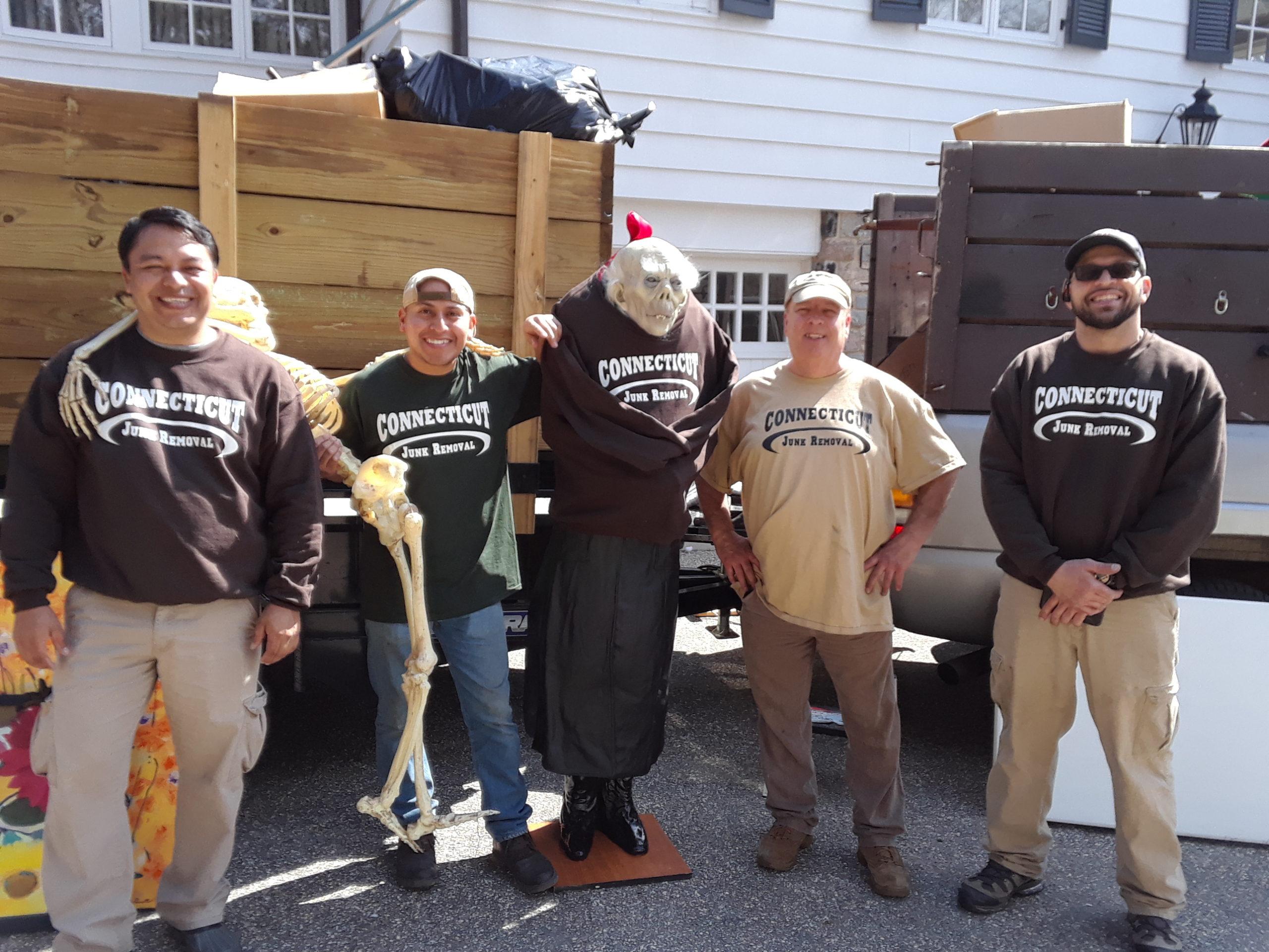 jennings junk removal crew